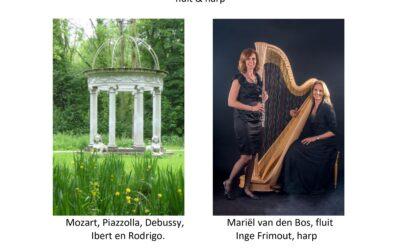 Vrienden van de Haarlemmerhout : Theekoepelconcert zondag a.s.