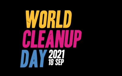 World Cleanup Day Rozenprieel